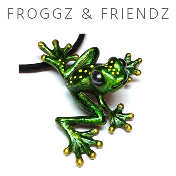 whimsical froggz Link Wachler Designs