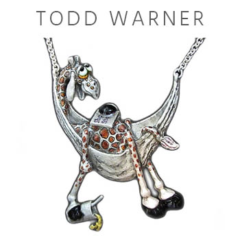 whimsical Todd Warner Link Wachler Designs